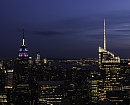 NY desde Top of The Rock, en Rockefeller Center